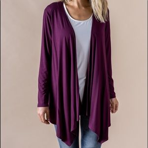 NWOT-HAS POCKETS-Agnes & Dora Waterfall Cardigan